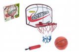 Basketbalový koš dřevo/kov/síť