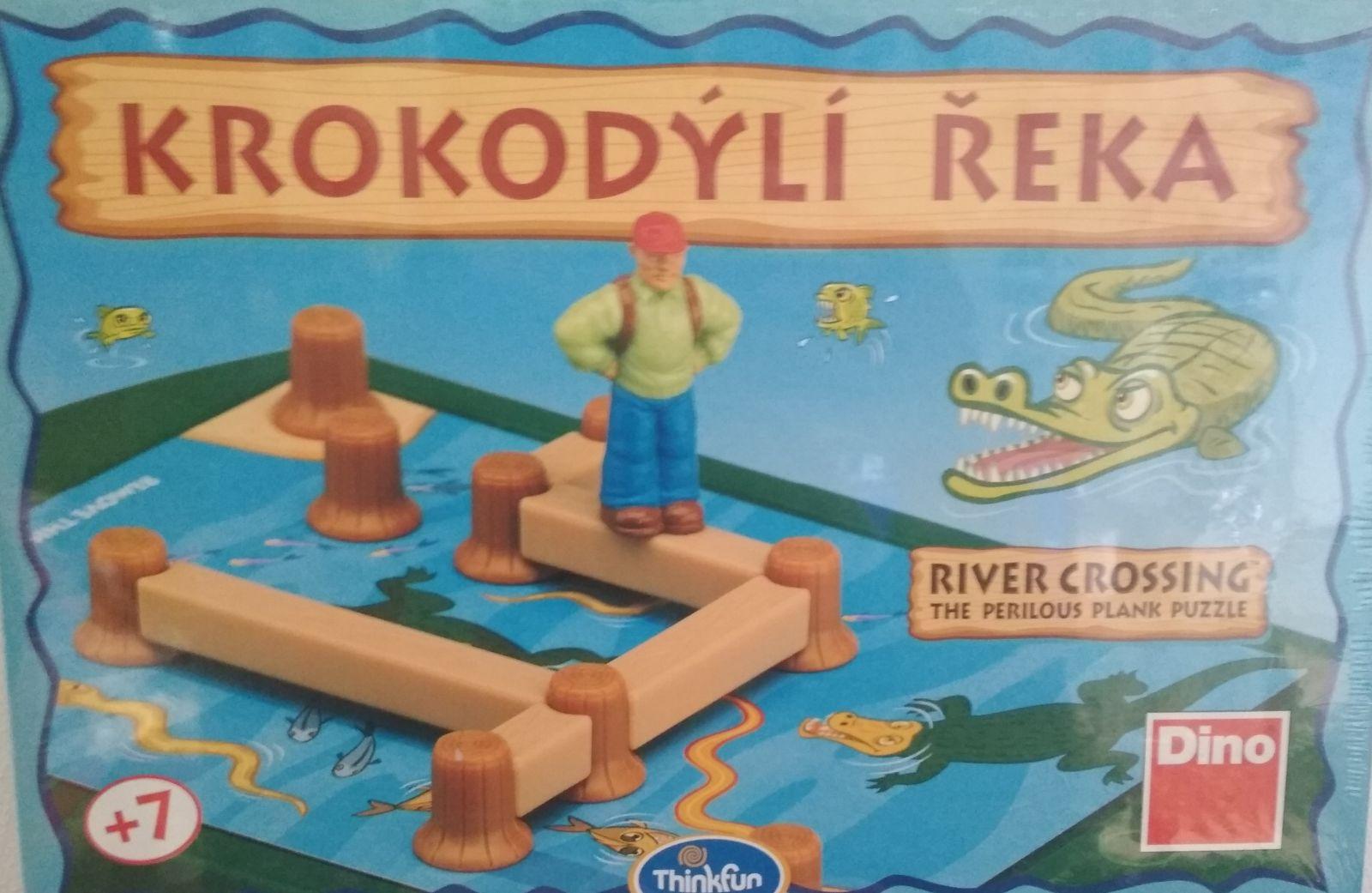Krokodýlí řeka