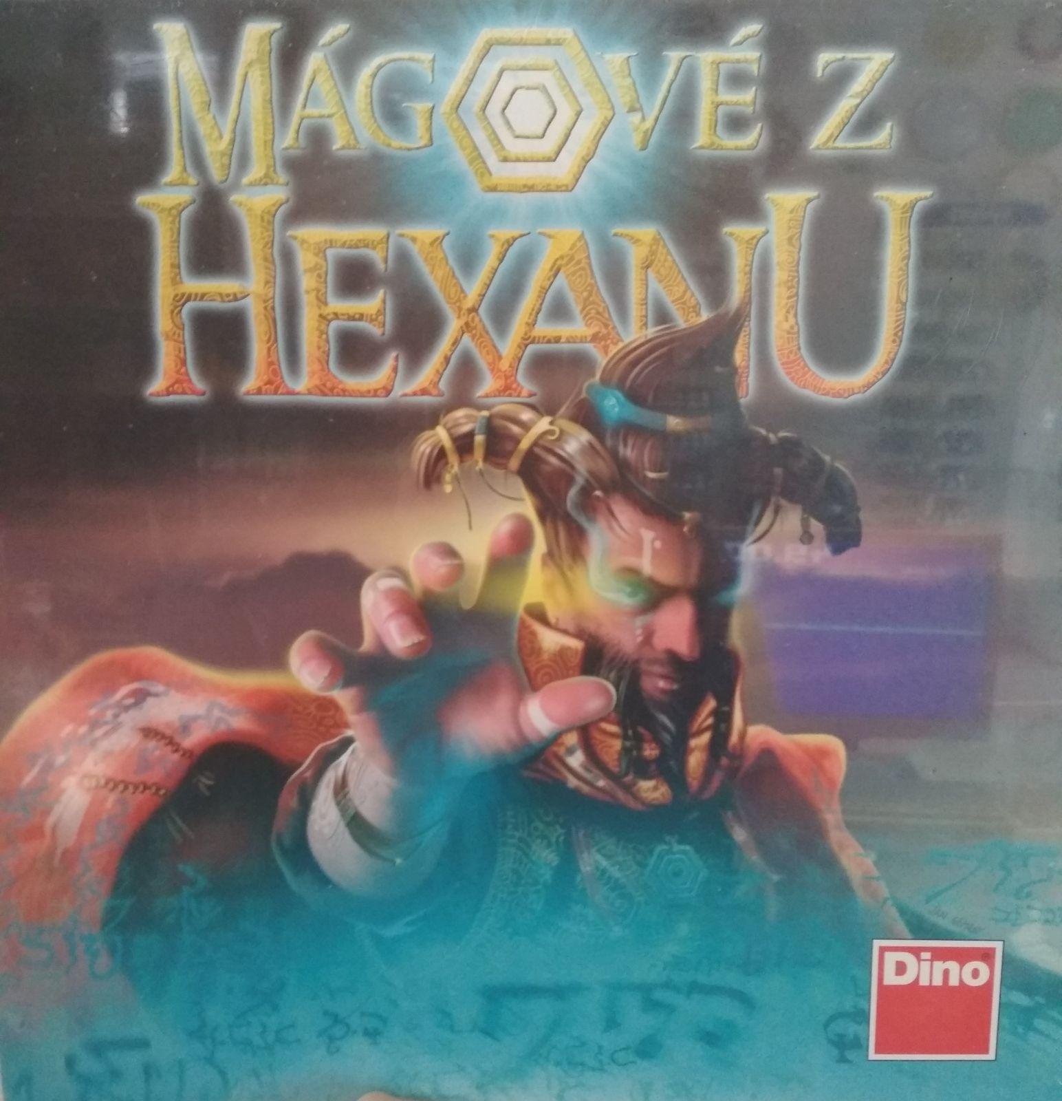 Dino Mágové z Hexanu