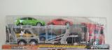 Kamion přepravce automobilů