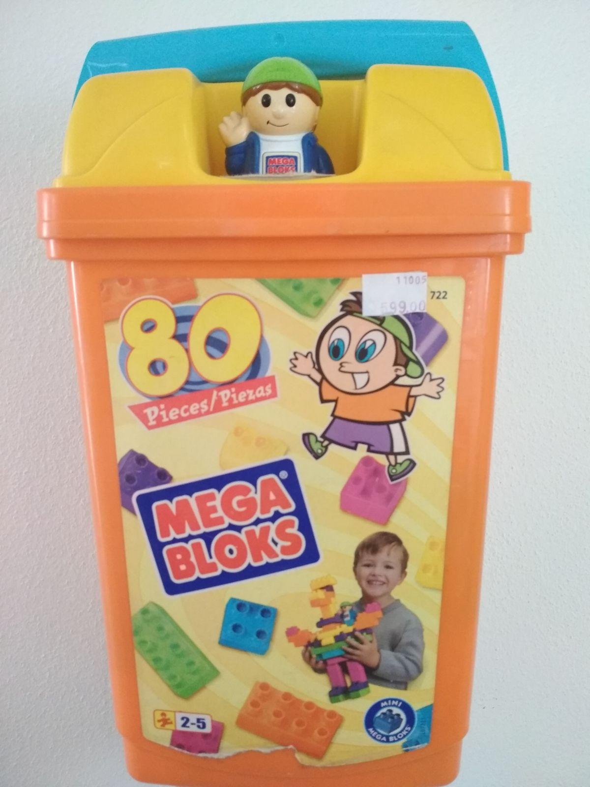 Kyblík Mega Bloks
