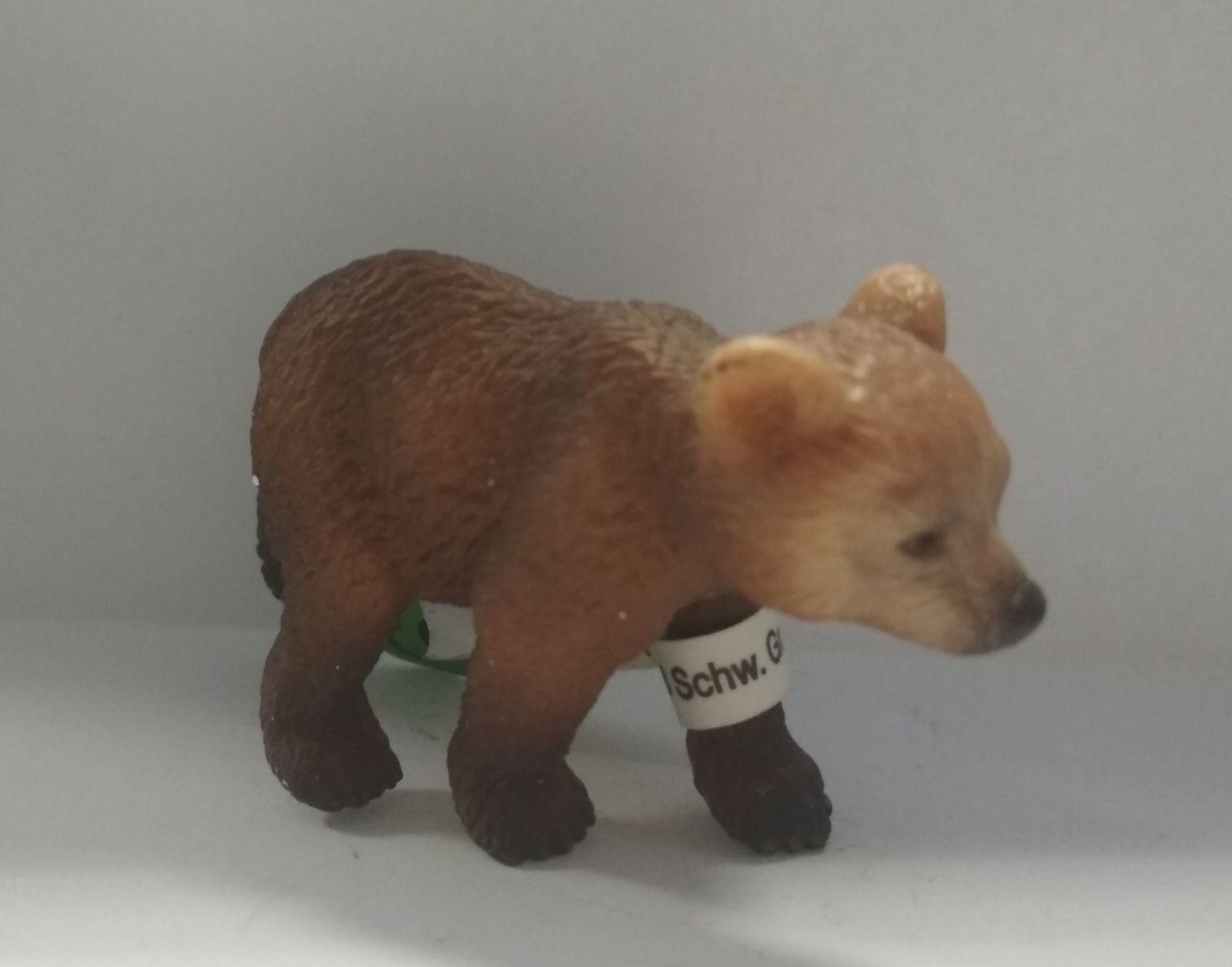 Schleich Zvířátko-medvídě Grizzly