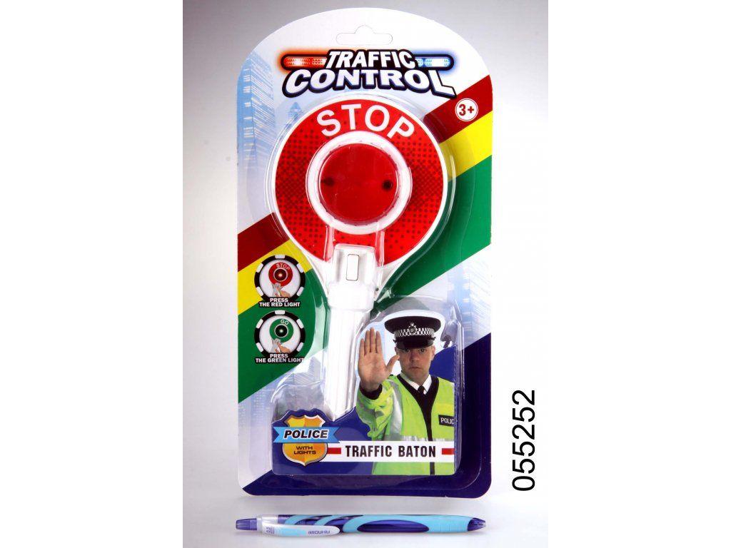 Plácačka policie