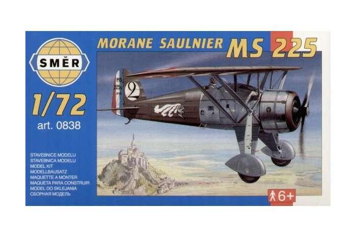 SM838 - Letadlo Morane Saulnier MS 225