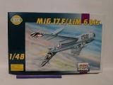 SM825 - Letadlo Mig 17 F