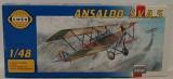 SM808 - Letadlo Ansaldo SVA 5