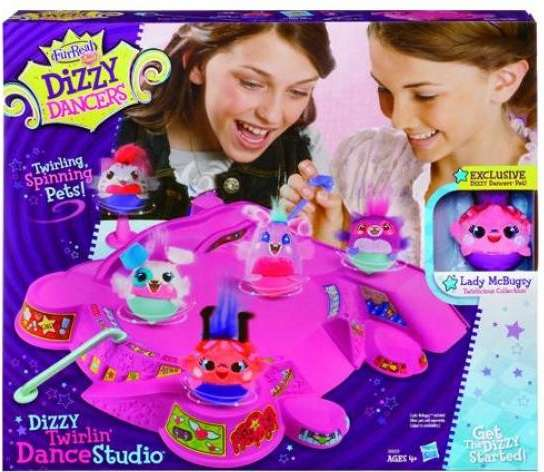 HASBRO - FurReal Friends - Dizzy Dancers taneční studio