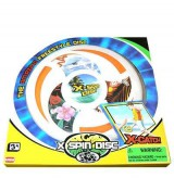 X Spin Disc