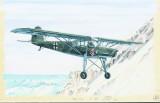 Modely SMĚR - Letadlo Fieseler Fi-156 Storch