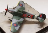 SM842 - Letadlo Hawker Hurricane MK.IIC