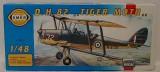 SM81 - Letadlo D.H.82 Tiger Moth