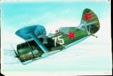 Modely SMĚR - Polikarpov I-153 Čajka