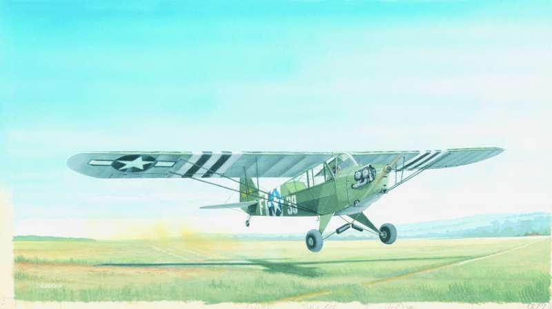 SM 822 - Letadlo Piper L4 Cub