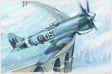 Modely SMĚR - Letadlo Hawker Tempest MK.V