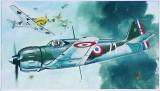 Modely SMĚR - Letadlo Bloch MB 152