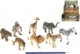 Zvířátka safari 8-13cm