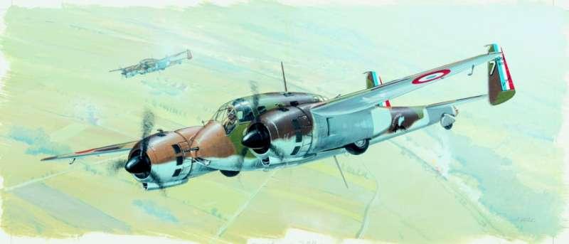 SM844 - Letadlo Breguet 693