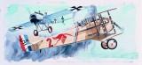 SM824 -Letadlo Spad VII