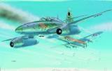 Modely SMĚR - Letadlo Messerschmitt Me 262 B-1