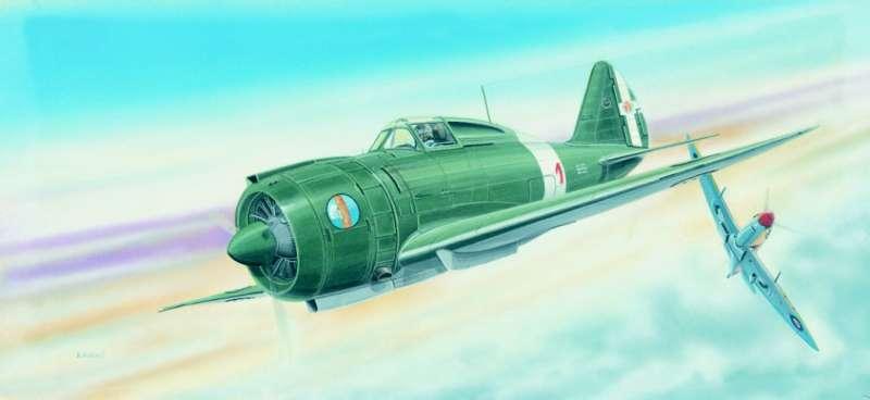 SM817 - letadlo Reggiane RE 2000 Falco