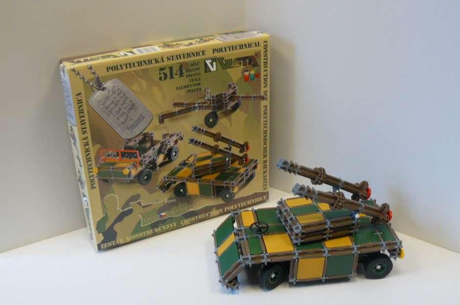Seva Army I. 514 dílků
