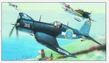 SM835 - Chance Vought F4U-1 Corsair