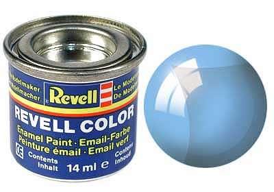 Revell barva 752 Blue Clear - čirá modrá