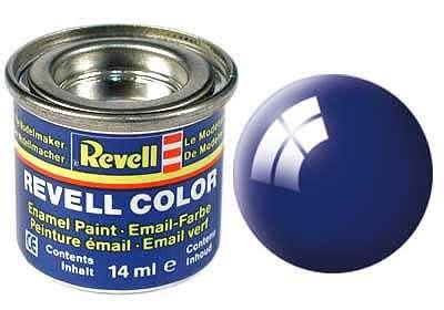 Revell barva 51 Ultra Marine Blue - Ultramarine modrá lesklá