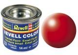 Revell barva 332 Luminous Red - světle červená polomatná