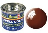 Revell barva 80 Brown - hnědá lesklá