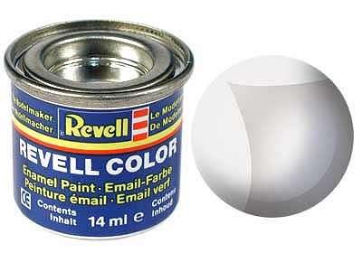 Revell barva 01 Clear - bezbarvý lak lesklý