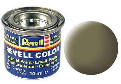 Revell 39 Dark Green - tmavě zelená matná