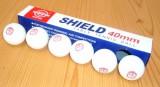 Míčky na stolní tenis Shield