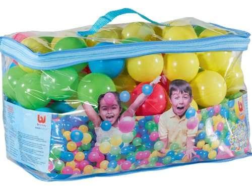 Míčky do bazénu a pro hrací kouty 100 ks BESTWAY