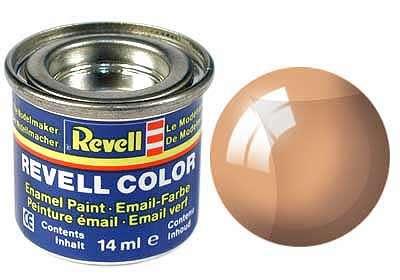 Revell barva 730 Orange Clear - průhledná oranžová