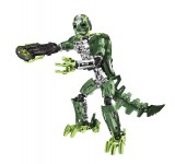 MEGA BLOKS Spiderman Lizard Techbot 91332
