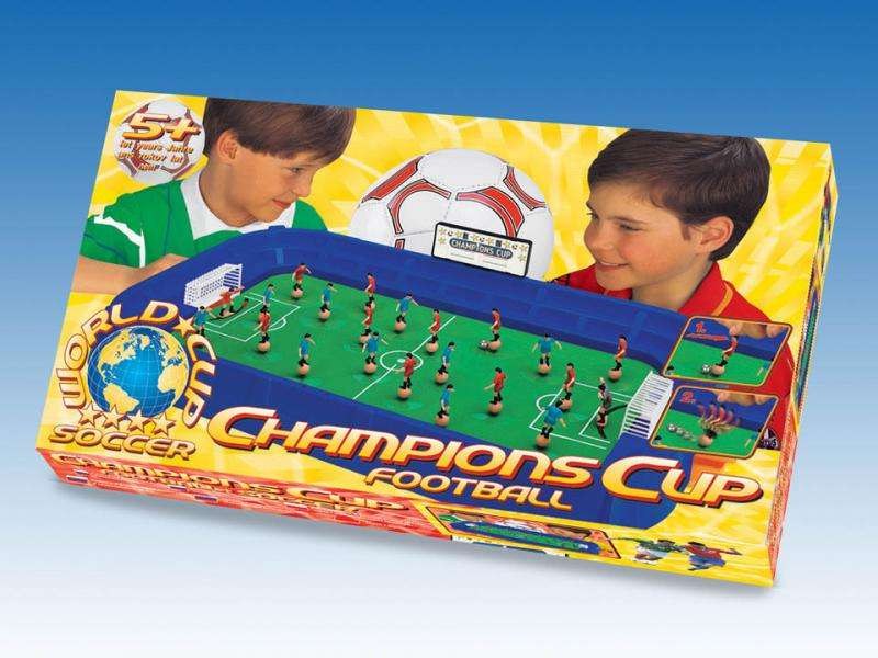 Chemoplast - kopaná Champion