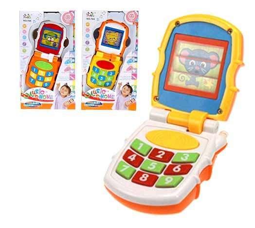 Dětský Baby mobil měnící obrázky