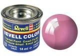 Revell barva 731 Red Clear - průhledná červená