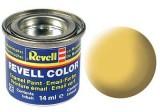 Revell barva 17 Africa Brown - africká hnědá matná