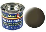 Revell barva 40 Black Green - černozelená matná