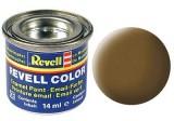 Revell barva 87 Earth Brown - zemitá hnědá matná
