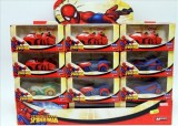 Spiderman Cars 1:43