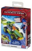 Spiderman závodní auta - Lizard racer