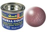 Revell barva 93 Copper - měděná metalíza