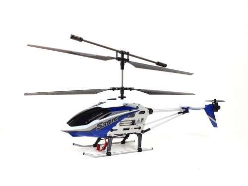 RC model - Vrtulník 3Ch Air Force Big Sport S301G - modrý