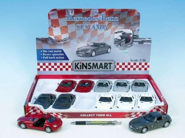 Auto Kinsmart Mercedes Benz