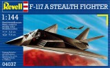 Revell model - F-117 Stealth Fighter
