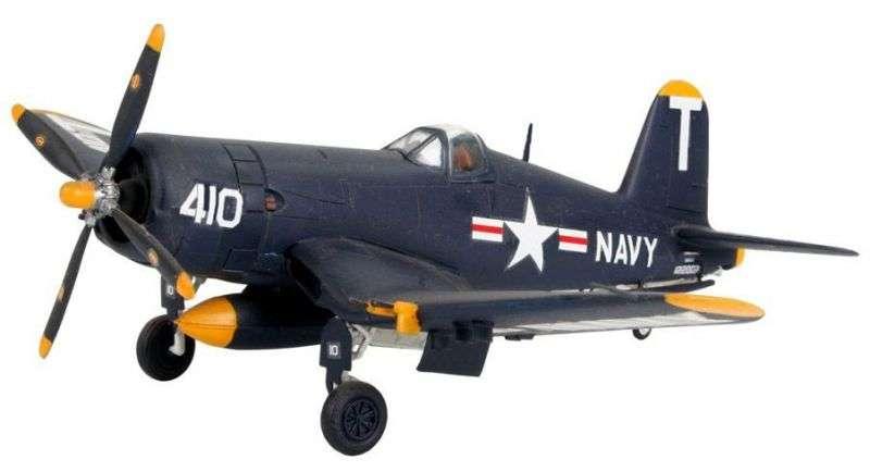 Revell model - F4U-5 Corsair 1:72