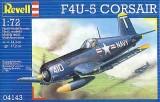 Revell model - F4U-5 Corsair